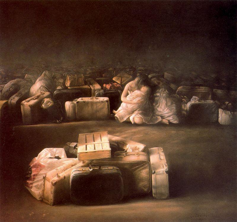 Resultado de imagen de cristobal toral obras