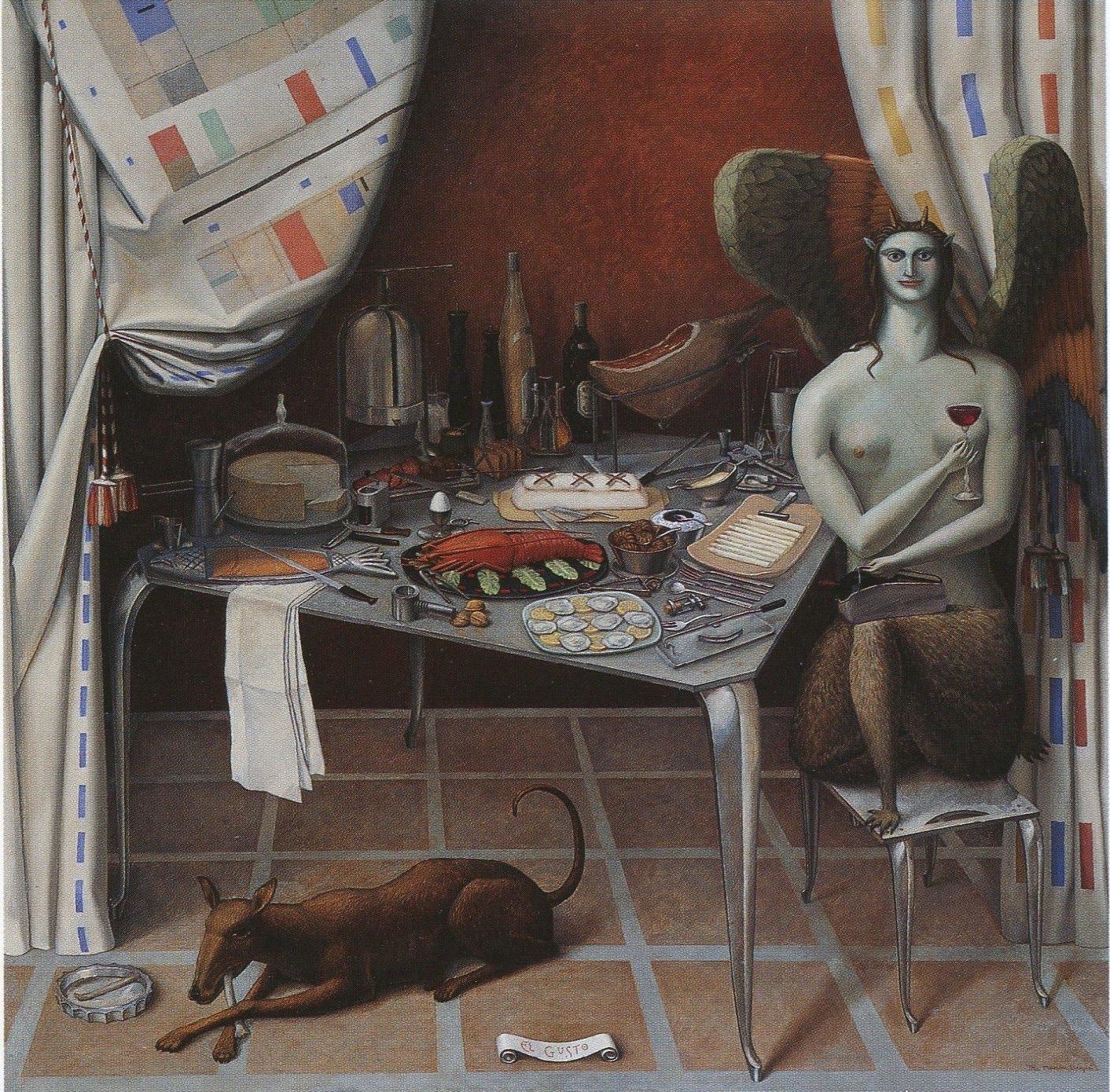 Pinturas de Sigfrido Martín Begué