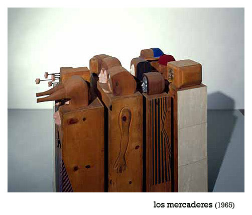 MARISOL ESCOBAR (1930) / EN LA ESPERA (3/4)
