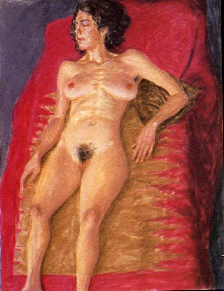AVIGDOR ARIKHA (1929) / SI ATISBO LUCES EN LA CARNE ES SUFICIENTE (5/6)