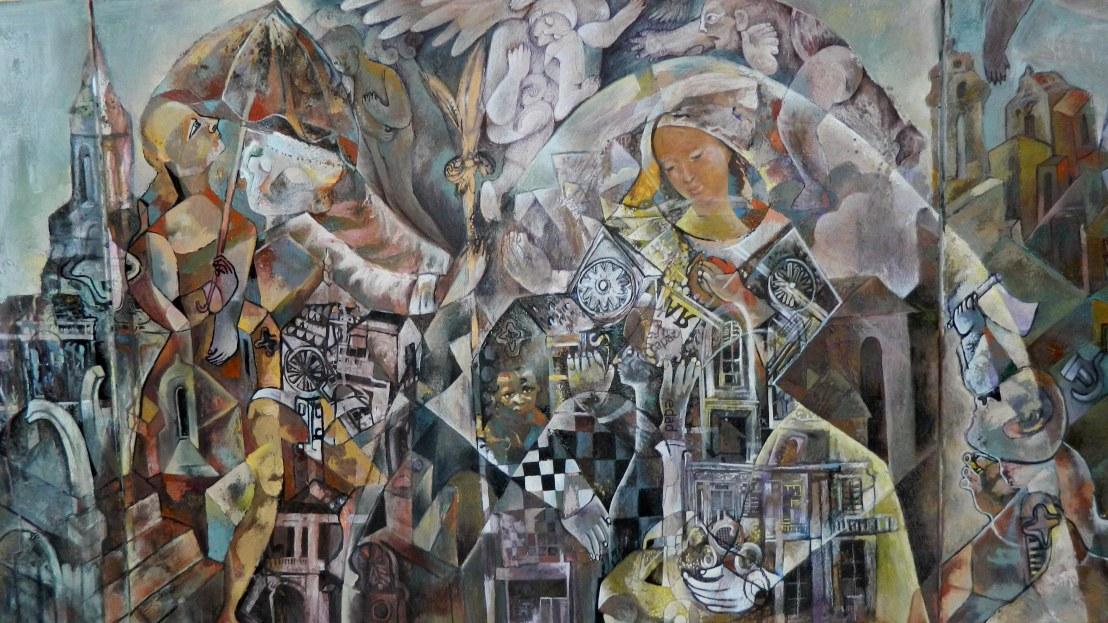 Más alla de los muros de Berlín (3)