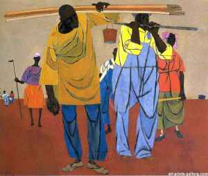 Robert-Gwathmey--American-social-realist-painter
