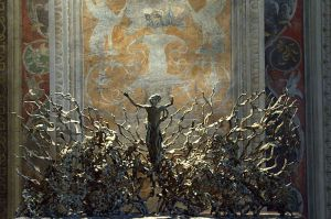 La_Resurrezione_(_The_Resurrection_)_by_Pericle_Fazzini_in_Vatican_Museum