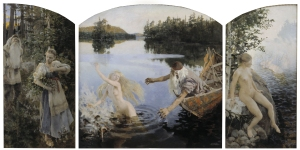Gallen-Kallela_-_Aino_Myth,_Triptych_-_Google_Art_Project
