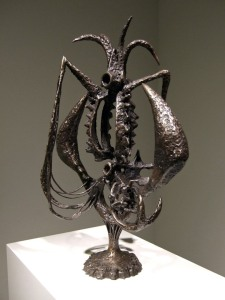 Theodore-Roszak-American-sculptor