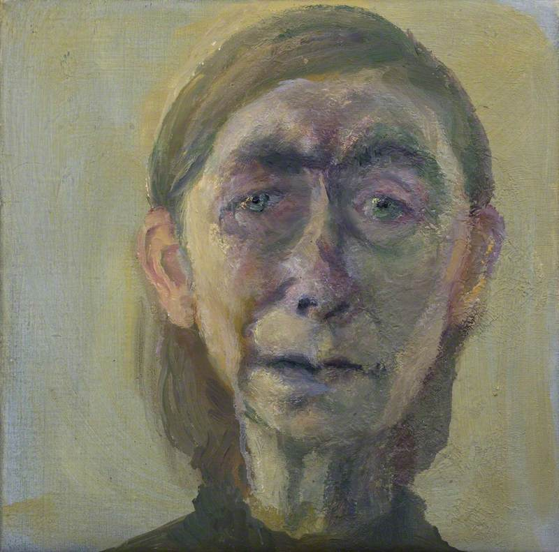Paul, Celia, b.1959; Self Portrait, May 2010