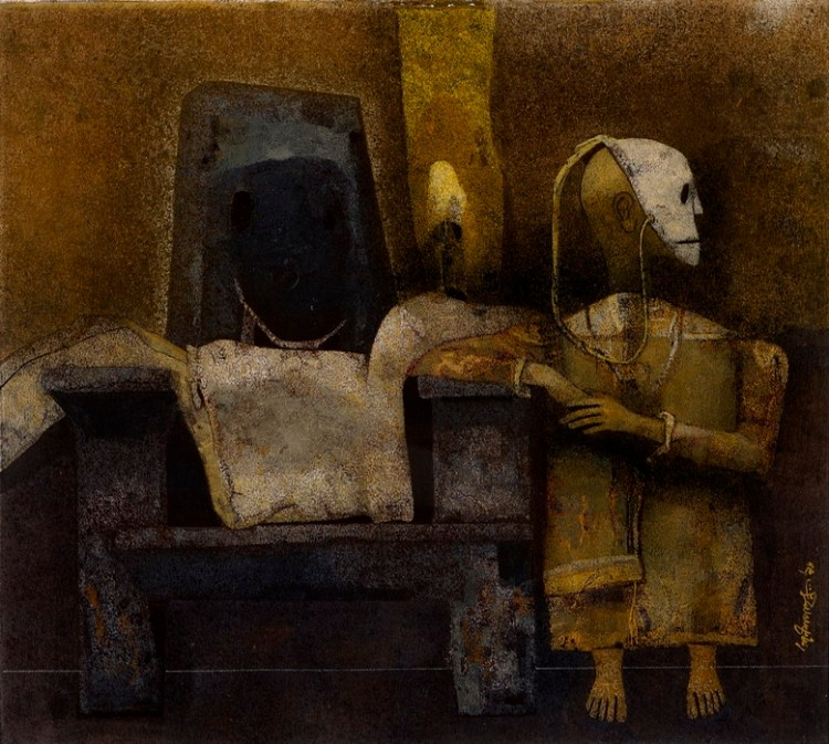 ganesh pyne paintings2