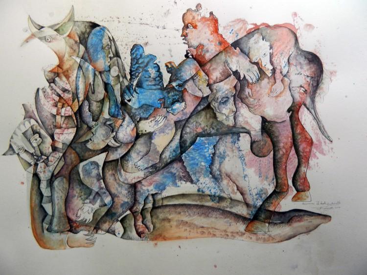 Guernica La Bestia Indomable 7 c (2)