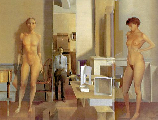 juan-cardenas-dos-desnudos-de-mujer-pintores-latinoamericanos-juan-carlos-boveri